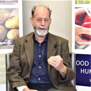 Professor Raymond Auerbach. Photo: Supplied.