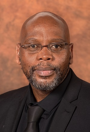 S'dumo Dlamini, the deputy minister of agriculture, land reform and rural development. Photo: Supplied