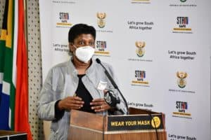 Dr Jemina Moeng, acting deputy director general at the department of agriculture.