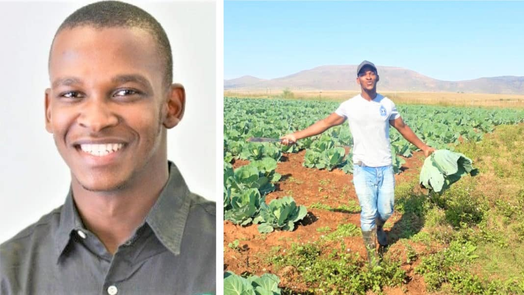 Mzimasi Jalisa shares that there is plenty to consider when a farmer is looking for start up capital from funding institutions. Photo: Supplied.