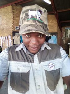 Dikabelo's younger brother, Tlamelo Petrose. Photo: Supplied.