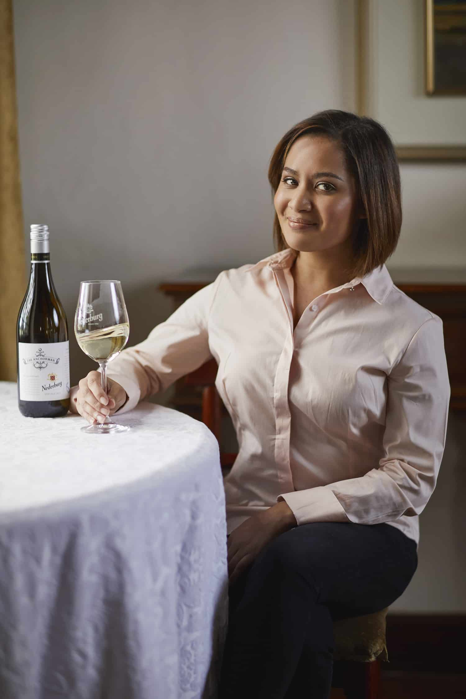 """Jamie Williams from Nederburg Wines is one of the hand-picked winemakers featured in Food For Mzansi's """"21 faces of summer"""" campaign. Photo: Food For Mzansi"""