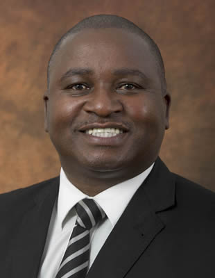 CLOETE: Mcebisi Skwatsha, the deputy minister of agriculture, land reform and rural development. Photo: Supplied/Food For Mzansi
