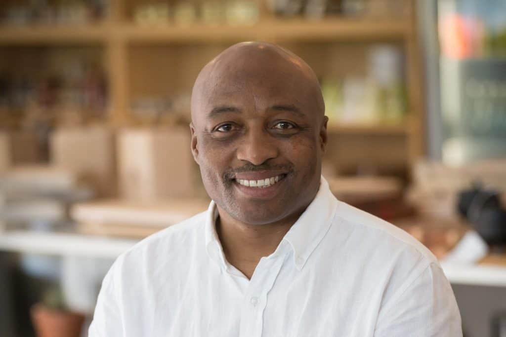 Michael Mokhoro, stakeholder manager of Vinpro. Photo: Supplied