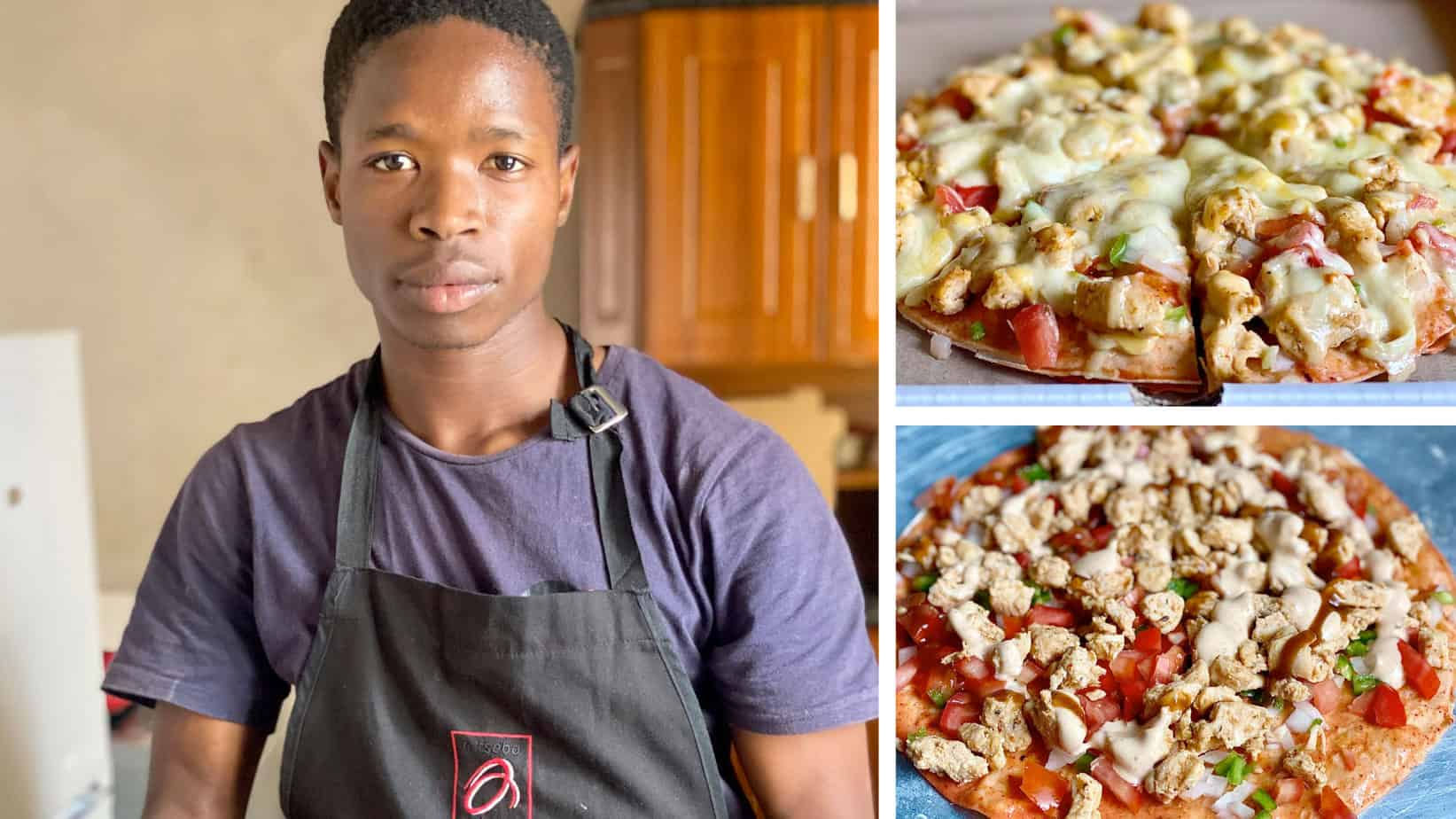 Thabani Dube is a 22-year-old entrepreneur who believes that you should inspire someone before your expire, and that's exactly what he is doing. Photo: Supplied.