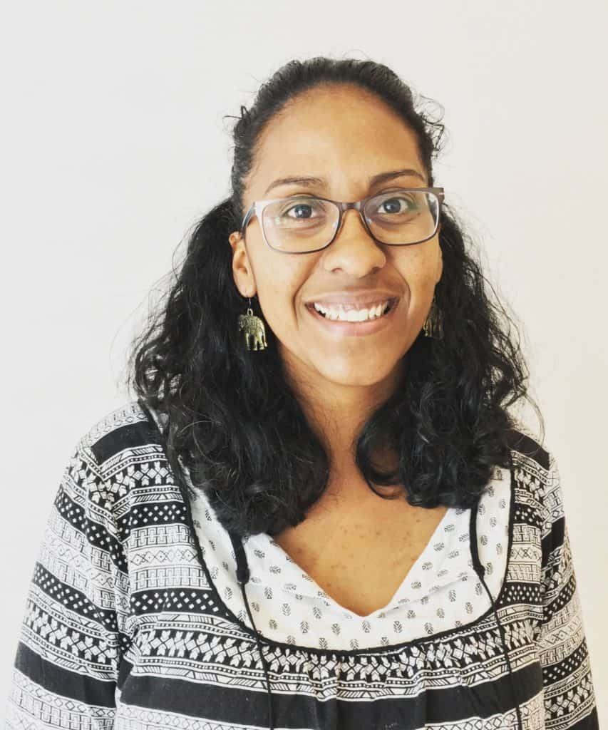 Audience and engagement editor at Food For Mzansi, Dawn Noemdoe. Photo: Food For Mzansi