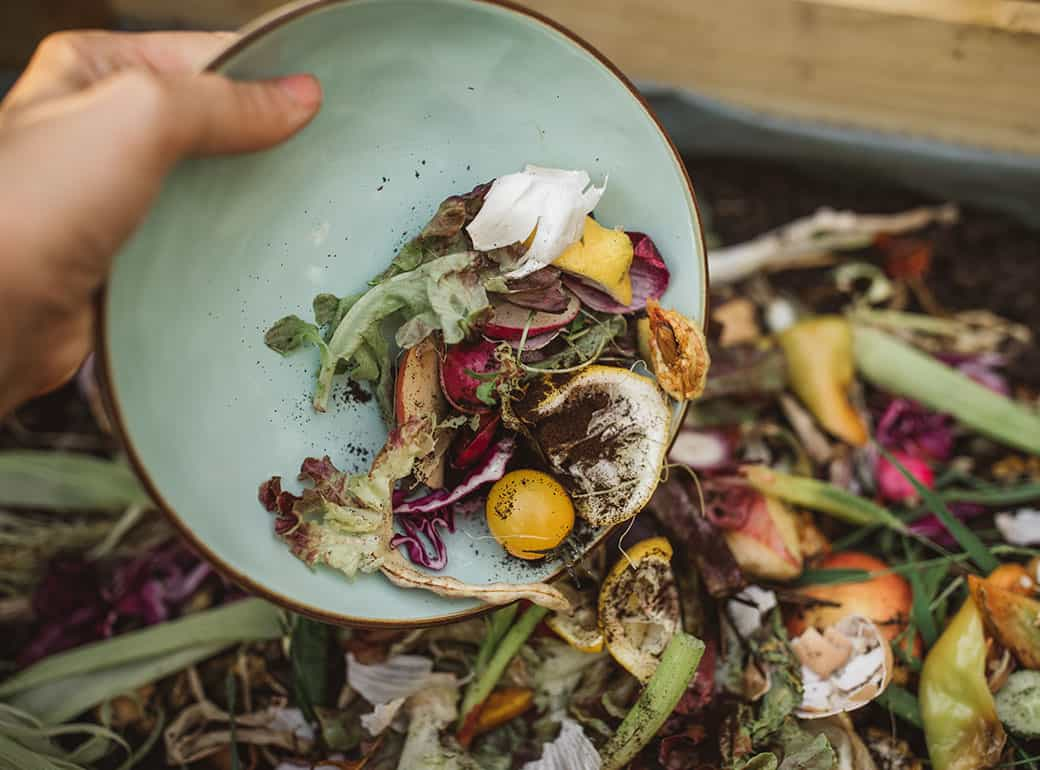 South Africa wastes ten million tonnes of food every year. Photo: Supplied