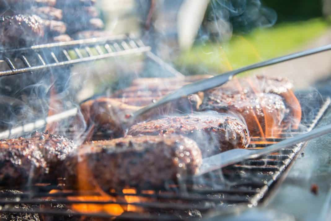 It's braai time! Gauteng chef Tefo Mokgoro shares seven tips for the ultimate home braai. Photo: Supplied