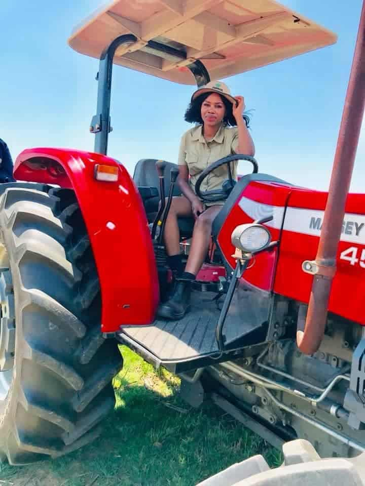 The pooling of resources is one proven way for smallholders to gain access to the benefits of mechanisation technology. Photo: Supplied/Food For Mzansi