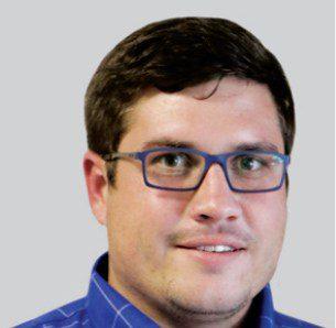 Ruan Schutte, Grain SA economist and marketer. Photo: Supplied/GrainSA