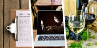 Today, you can sign up for webinars on record-keeping systems, socio-economic rights and the Virtual Wine Harvest Commemorative Event taking place on 2 February 2021. Photo's: Supplied/Food For Mzansi