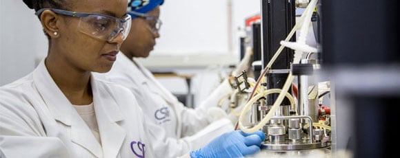 The Council for Scientific and Industrial Research (CSIR) is pushing South African biotechnology research towards commercialisation. Photo: CSIR