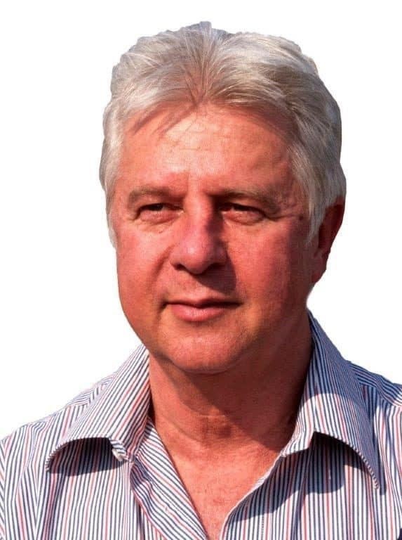 Snotsiekte: Dr Peter Oberem, the managing director at Afrivet. Photo: Supplied/Food For Mzansi