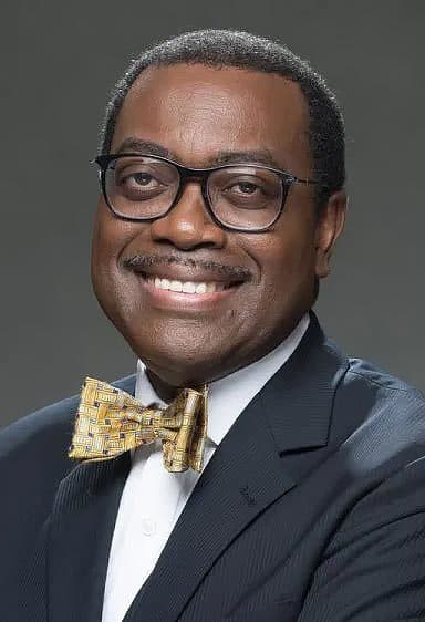 Dr Akinwumi Adesina, a former Nigerian agriculture minister who leads the African Development Bank. Photo: Supplied