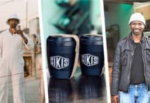 Sikelela (Siki) Dibela, went from washing dishes at a coffee shop, to owning his own coffee shop.