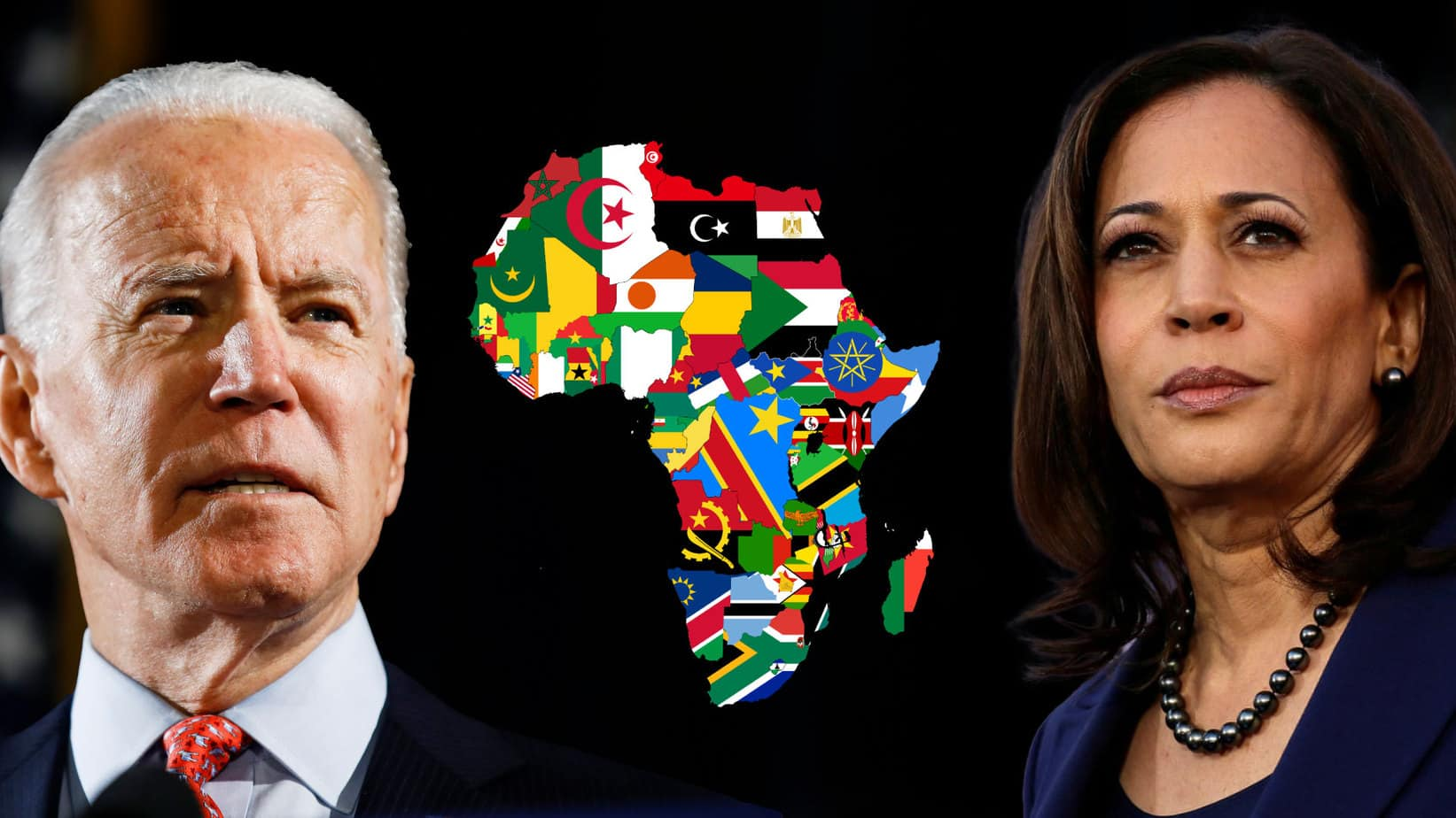 The inauguration of Joe Biden as the 46th president of the United States and Kamala Harris as his sidekick heralds a new dawn for foreign policy. Image: Food For Mzansi