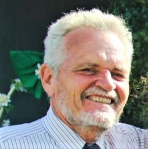 Mike Philpott, retired analytical chemist from the Agricultural Research Council. Photo: Supplied/FoodForMzansi.