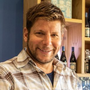 Gunter Scholtz, winemaker and general manager of Baleia wines. Photo: Supplied.