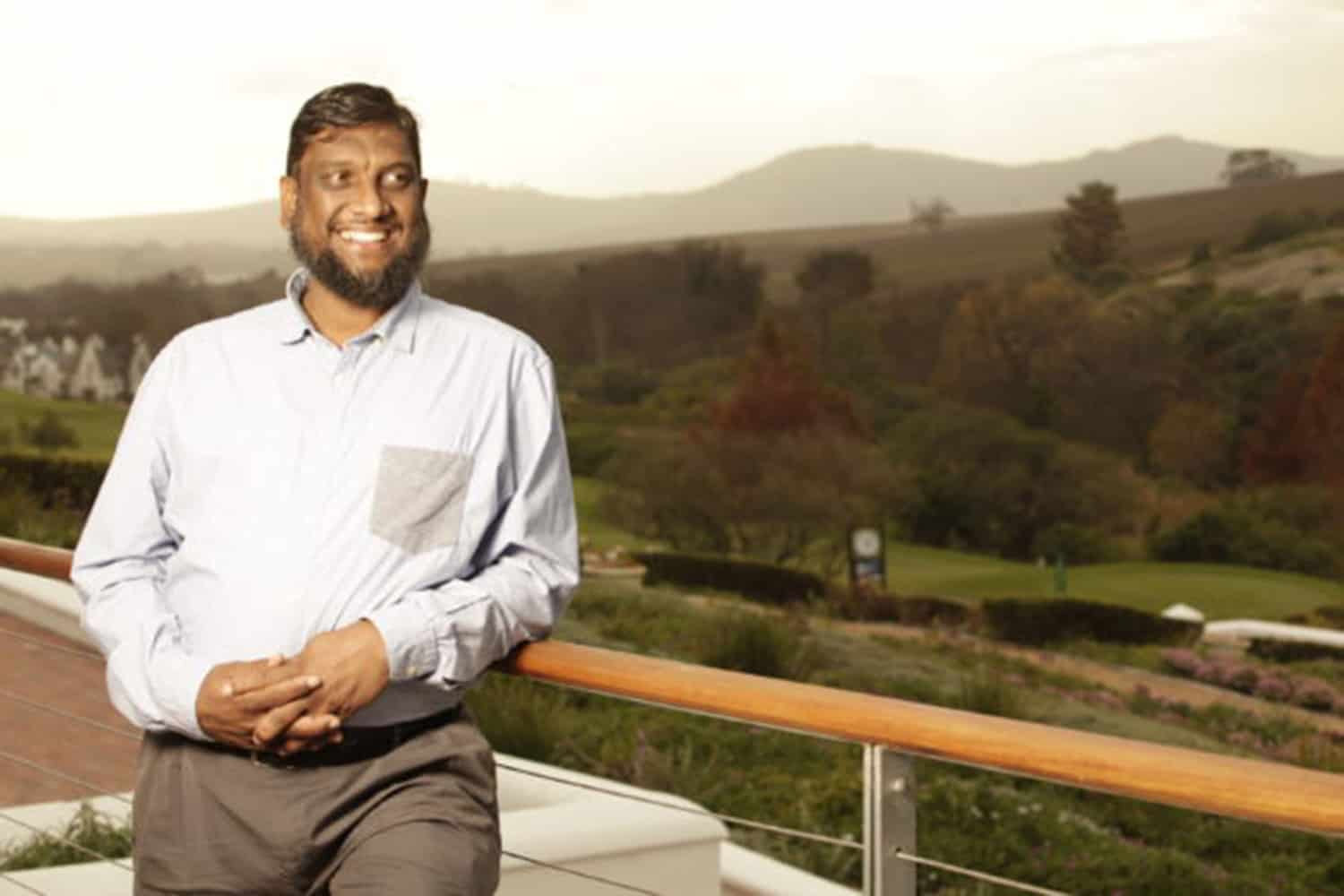 The death of prof. Mohammad Karaan has shaken the agricultural sector to its core. Photo: Supplied/Food For Mzansi