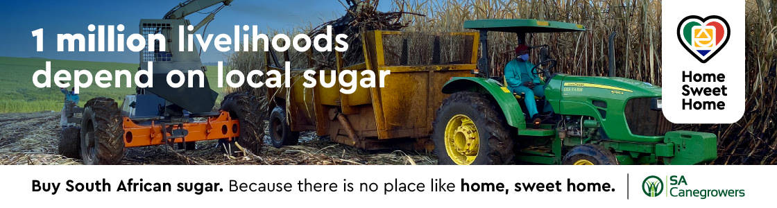 """The SA Canegrowers' Association's """"Home sweet home"""" campaign has now been extended to both Gauteng and KwaZulu-Natal. Photo: Supplied"""
