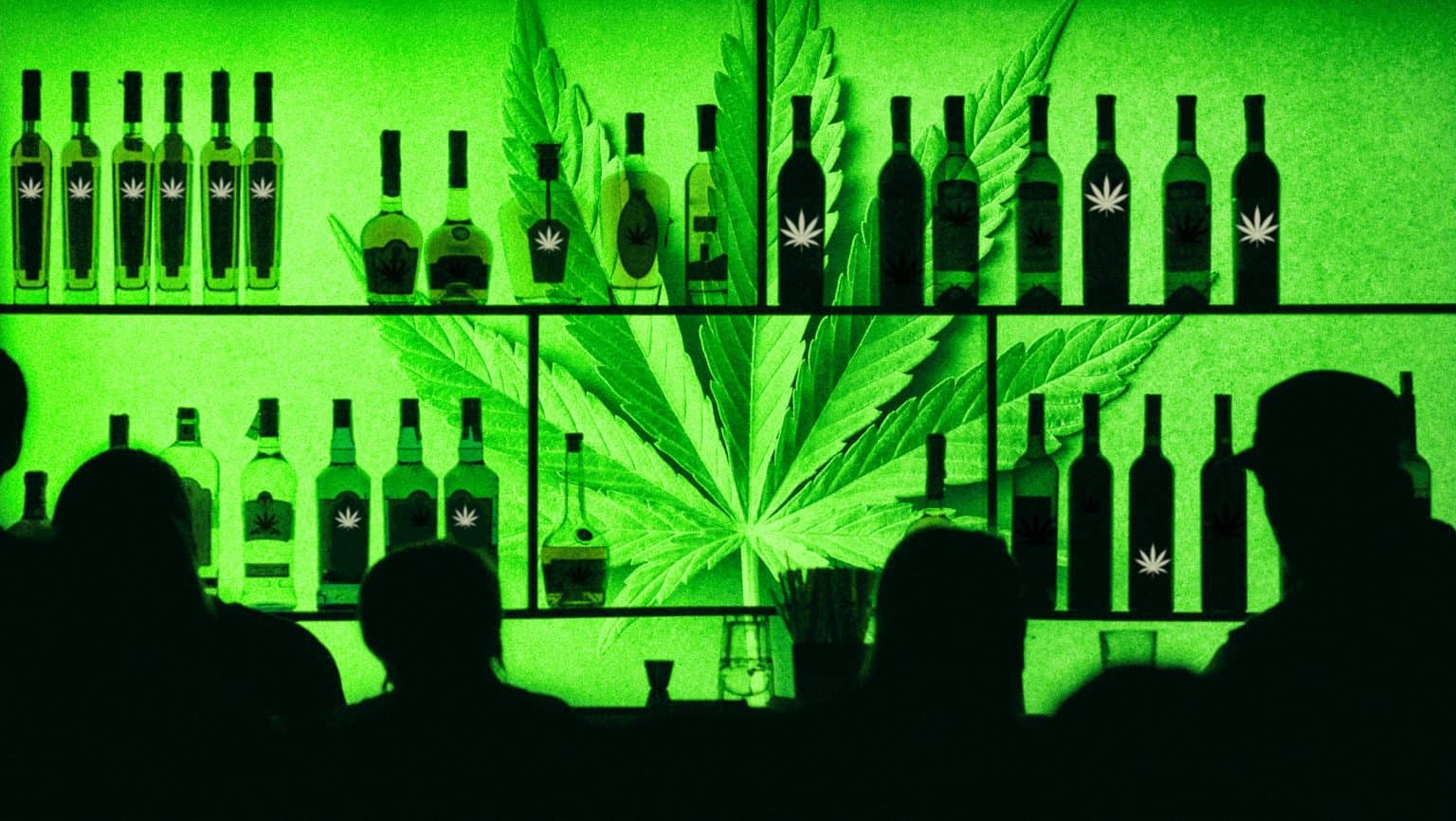 Savanna, JC le Roux and now dagga drinks! Distell announced a 20% stake in a CBD business, RETHINK, with a cannabis-infused alcoholic beverage and other products soon to hit the market. Photo: Supplied