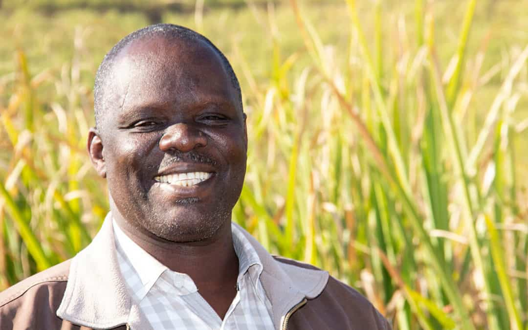 Dono Bohlela, a commercial sugarcane farmer in KwaZulu-Natal. Photo: Shukela Plus