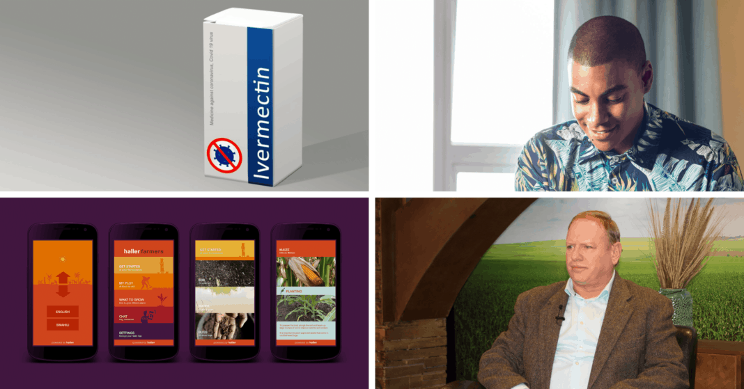 Episode 57 of Food For Mzansi's podcast called Farmer's Inside Track is now available for download or streaming. Highlights include a no-nonsense chat about Ivermectin and Covid-19, while Nedbank's John Hudson talks about agri-business growth. We also discuss the benefits of the Hallers Farmers App, while food editor Chad January is our guest on Mzansi Flavour. Photos: Supplied