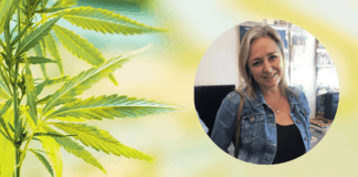 Marianne Brown, the CEO and co-founder of CanAgri Global, a leading role-player in the local and international cannabis supply chain. Photo: Supplied