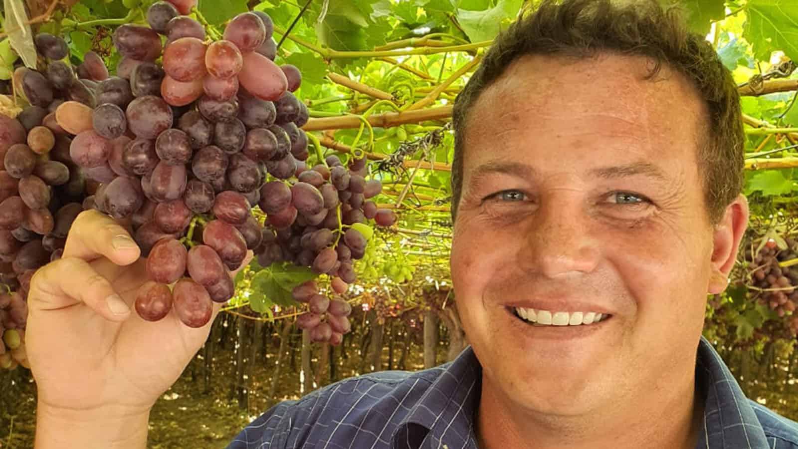 Michael Vorster is one of many commercial farmers in South Africa who are working to break the stigma that farmers do not care for their workers. He has introduced a new strategy to ensure the safe transportation of his farmworkers. Photo: Supplied/Food For Mzansi