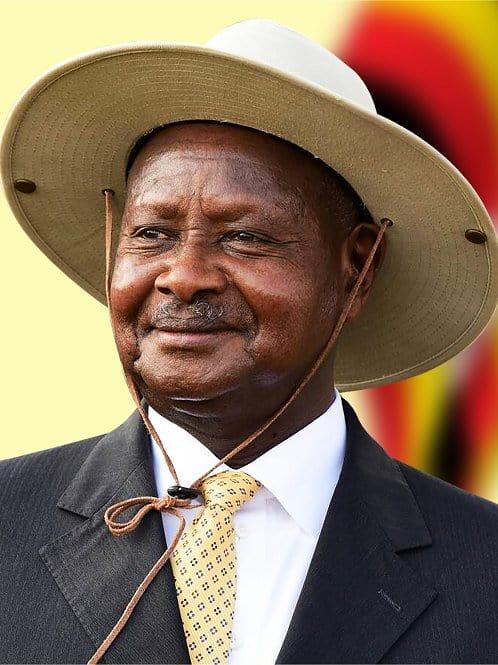 Yoweri Museveni, who has served as president of Uganda since 1986. Photo: Supplied