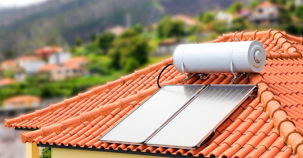 Solar water heaters and geysers are becoming ever more popular in South Africa. Photo: Supplied