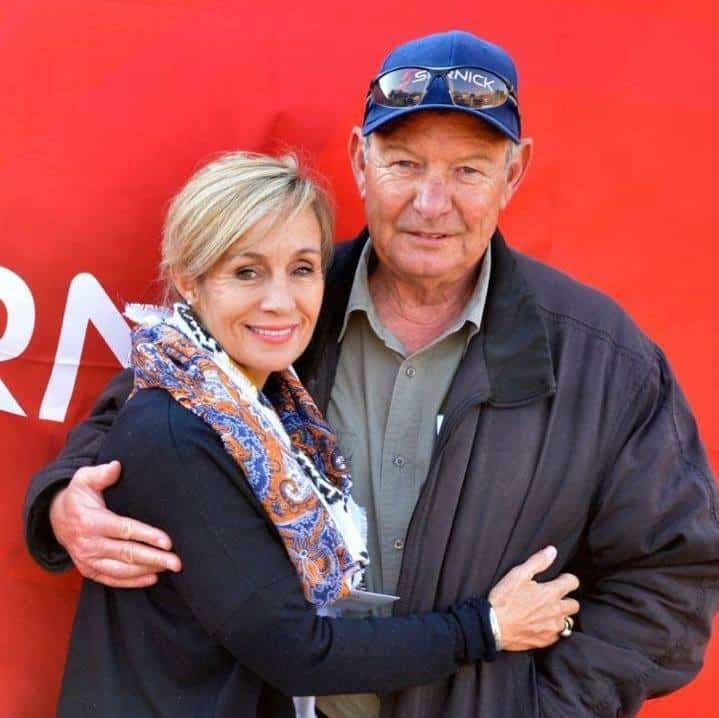 Free State farmer Nick Serfontein and his wife, Vida, says their marriage is a union built on a shared interest that helped them heal in their grief. Photo: Supplied/Food For Mzansi