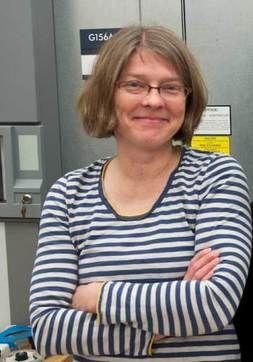 Teresa Pawlowska, associate professor of plant pathology and plant-microbe biology at Cornell University. Photo: Supplied: CU
