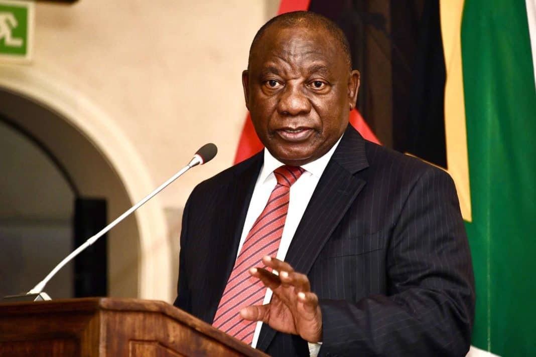 SONA: President Cyril Ramaphosa delivered his State of the Nation address on Thursday evening, trying his best to inspire South Africans amid economic decline and the aftermath of the Covid-19 pandemic.