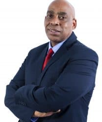 Abraham Nelson, head of the crime risk initiative at the Consumer Goods Council of South Africa. Photo: Supplied/Food For Mzansi