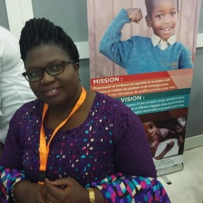 African women in agriculture: Elly Siakasasa, chief executive of FutureSeeds in Lusaka in Zambia. Photo: Twitter