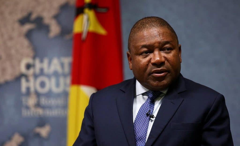 Under the administration of President Filipe Nyusi, natural gas has been positioned as a means of generating long-term economic diversification. Photo: Supplied/Plataforma