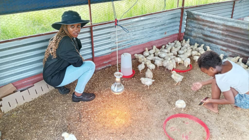 how to start farming with no money