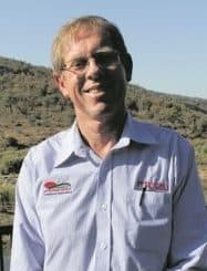 Robert Davel, general manager of Agri Mpumalanga. Photo: Supplied/Food For Mzansi