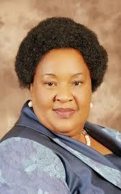 Free State premier, Sefora Ntombela. Photo: Supplied/Food For Mzansi