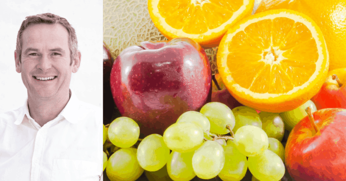 BFAP director Professor Ferdi Meyer will join the illustrious speaker line-up at the historic first Southern Hemisphere Fresh Fruit Trade congress. Photo: Supplied/Food For Mzansi