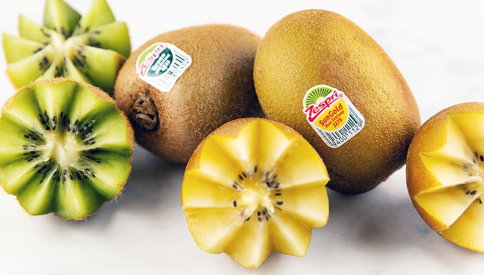 While green kiwifruit is the long-standing, well-known kiwi classic, it differs from its gold cousin in appearance and taste. Photo: Supplied/Zespri