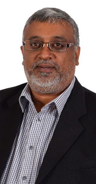 The Western Cape spokesperson of AFASA, Ismail Motala. Photo: Supplied/Food For Mzansi