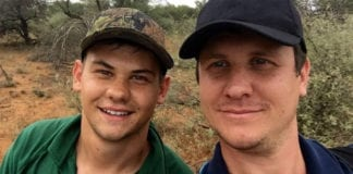Two Western Cape farming brothers in the Western Cape, Eric and Willem van Zyl, have built an app that is changing the way farmers think about the future. Photo: Supplied/Food For Mzansi