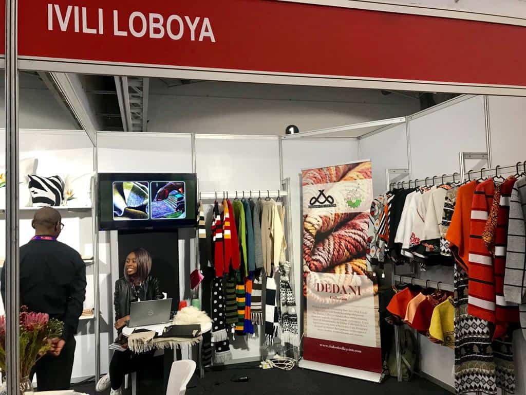 Founded by the late AFASA president Dr Vuyo Mahlati, the Ivili Loboya wool processing hub gained global recognition as an innovative textiles producer. Photo: Supplied/Food For Mzansi