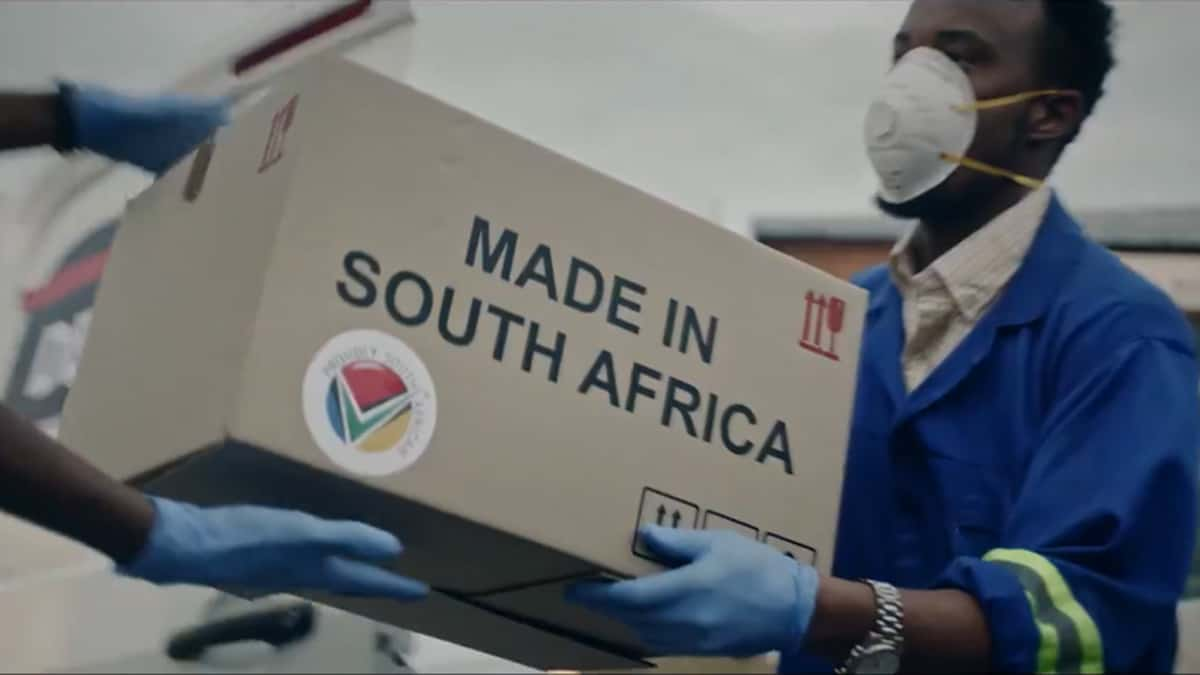 Government, business and organised labour have agreed to support local trade. This is crucial for economic recovery, and to decrease the country's import activities. Photo: Supplied/Food For Mzansi