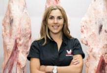 More than a decade after her father first introduced Wagyu beef to South Africa, Megan Angus (31) took the baton to build an international market for their exclusive beef. Photo: Supplied/Food For Mzansi