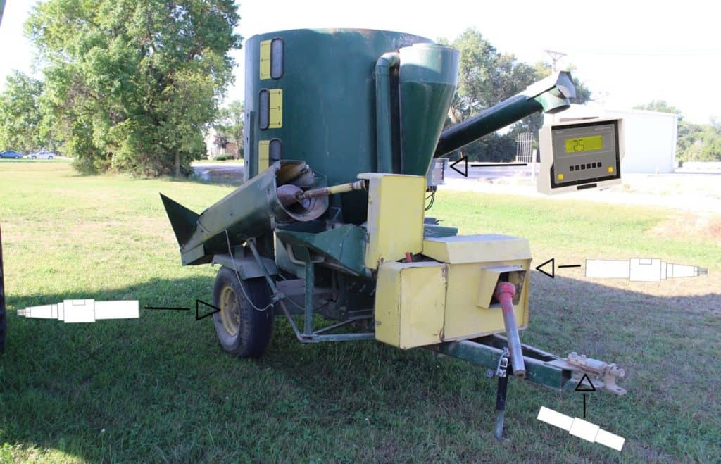 Feed mixers in South Africa are generally pricey, and not easily affordable for small-scale farmers. Photo: Supplied/Food For Mzansi