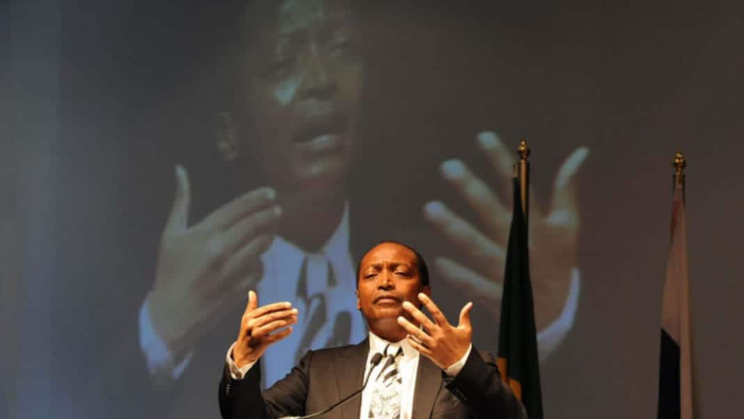 Billionaire businessman Patrice Motsepe is the founder and executive chairperson of African Rainbow Minerals. Photo: GCIS/Flickr