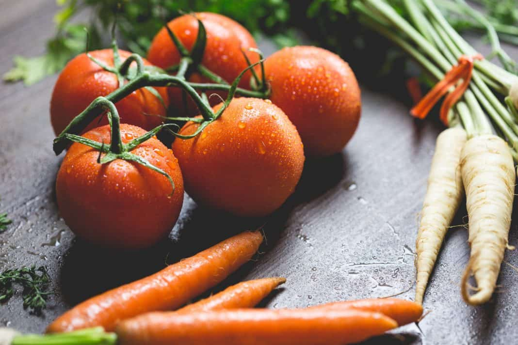 Consumers may be paying much more for carrots and tomatoes until April this year, predicts agricultural economist Dr Johnny van der Merwe. Photo: Supplied/Food For Mzansi